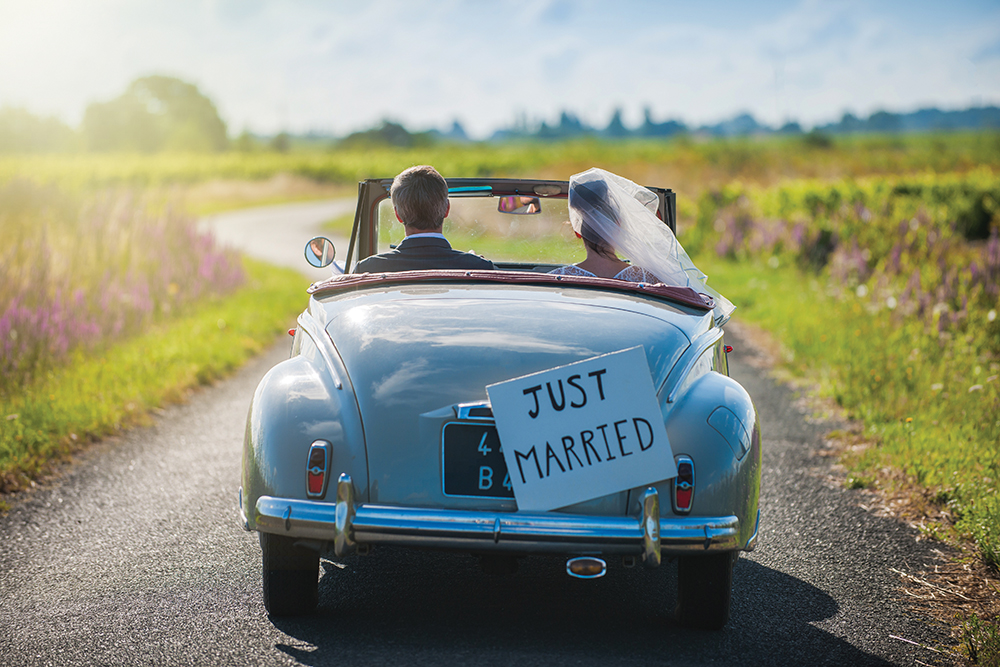 Why a family wedding might be the perfect reason to seek financial advice